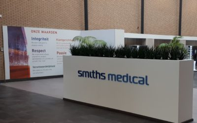 Smiths Medical: vital work requires organisation vitality